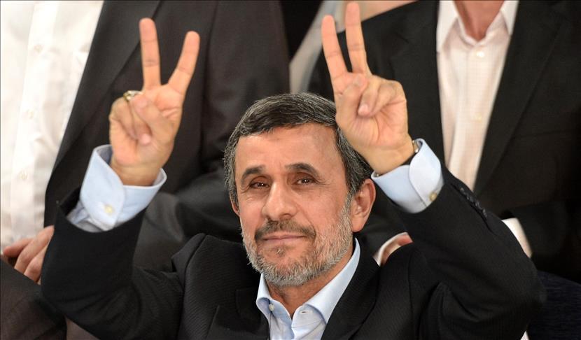 محمود احمدی نژاد و انتخابات