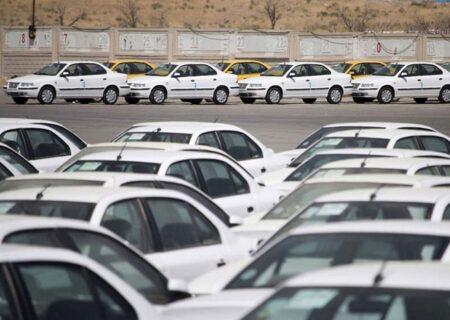 بازار خودرو در حال ورود به مسیر ریزشی