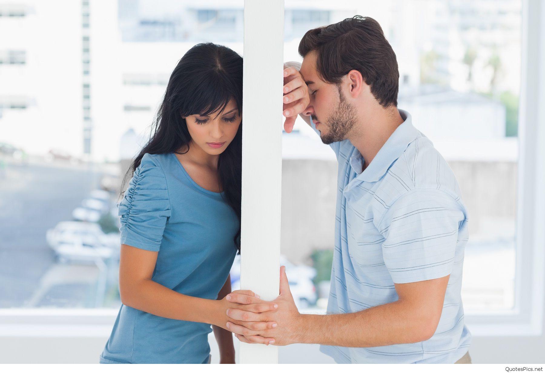 فاصله بین زوجین