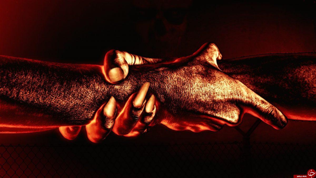 دست شیطان