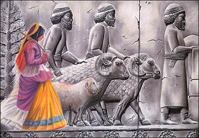 جشن های باستانی/جشن در ایران باستان