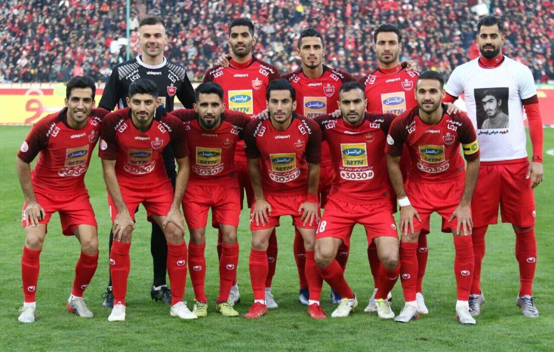 هم گروهی های پرسپولیس در لیگ قهرمانان آسیا مشخص شد