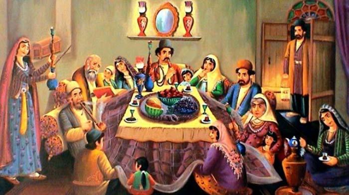جشن های باستانی