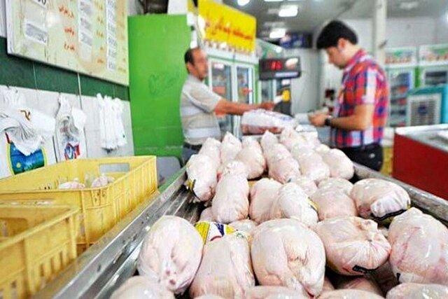 نابسامانی های بازار مرغ