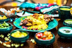غذاهای مخصوص رمضان در استان های مختلف ایران