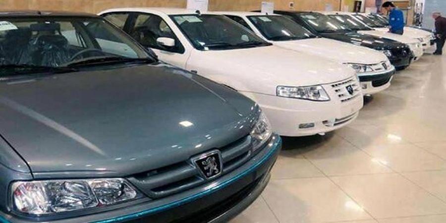 ریزش قیمت خودرو