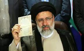 حضور سید ابراهیم رئیسی در انتخابات ریاست جمهوری/مبارزه بیامان با فقر و فساد
