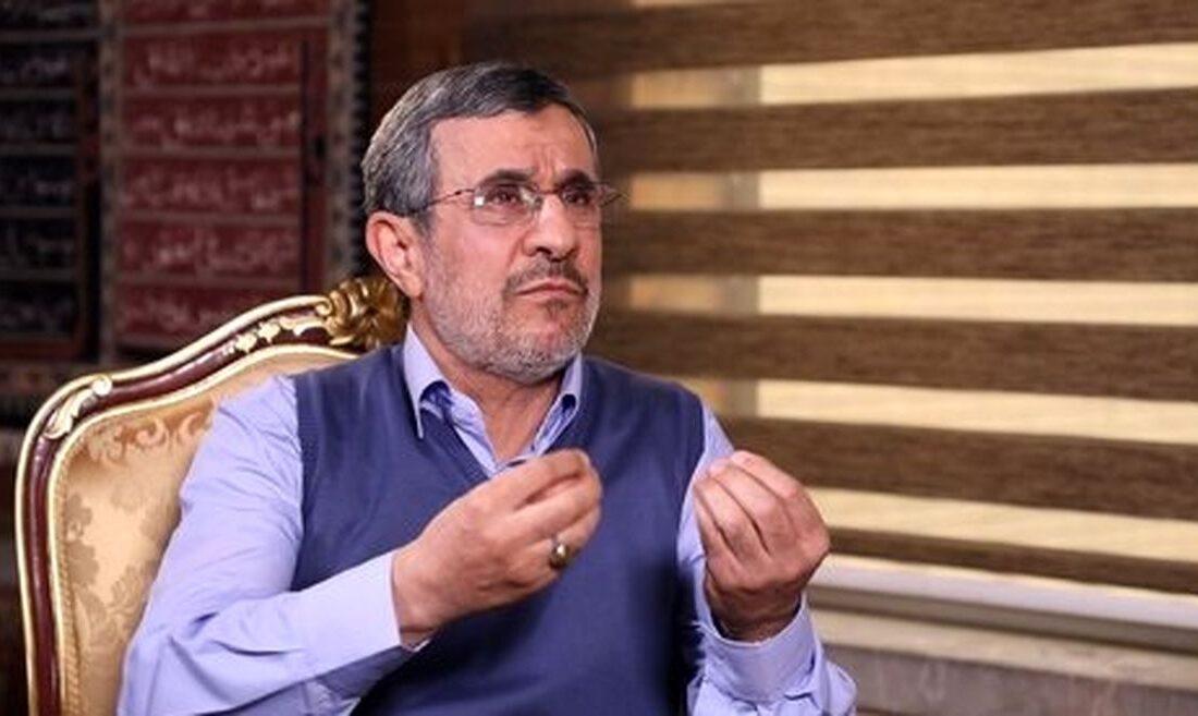 احمدی نژاد: ایران به طالبان سلاح می دهد!