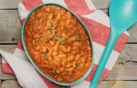 طرز تهیه خوراک لوبیای غلیظ و لذیذ با طعمی متفاوت
