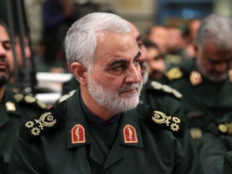 عکاس صحنه شهادت سردار سلیمانی، تروریستی از اقلیم کردستان