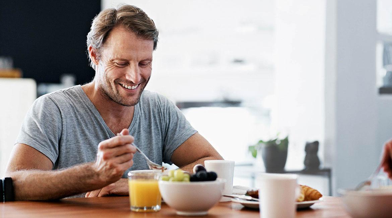 حال خوب/صبحانه