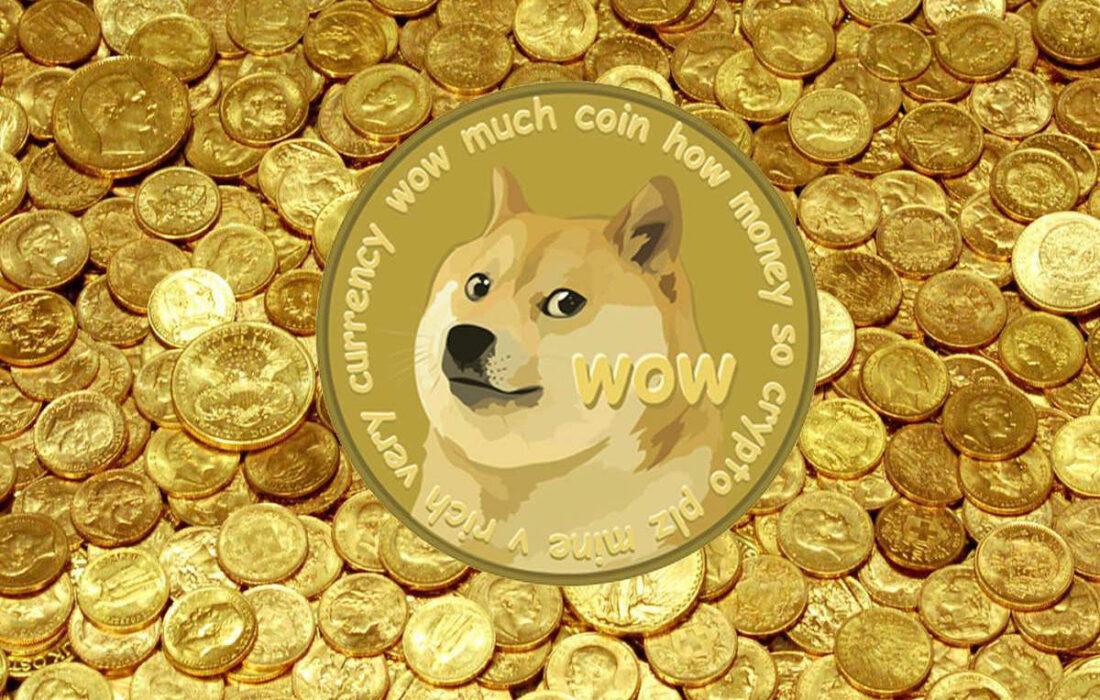 رکورد تاریخی در بازار رمز ارز، دوج کوین از نیم دلار عبور کرد