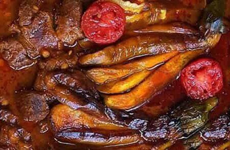 طرز تهیه قیمه بادمجان/خورشت اصیل ایرانی