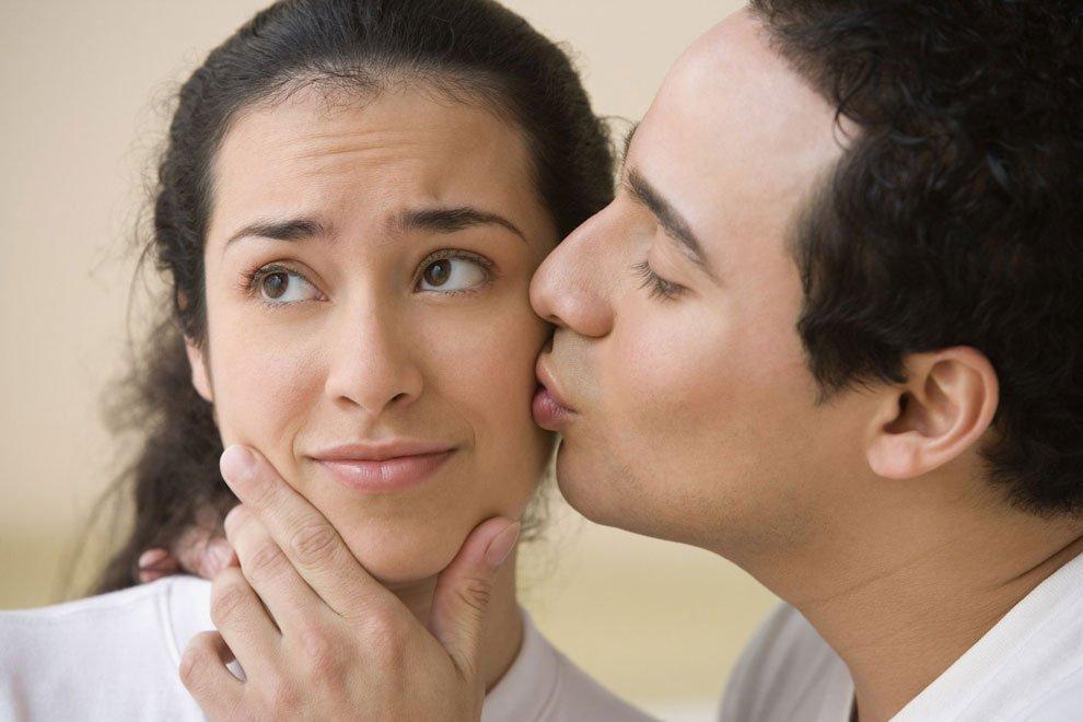 بوسه و انواع آن