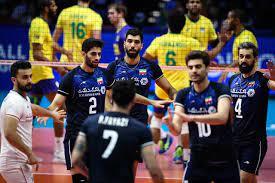 بازی والیبال ایران و استرالیا/ایران هم آورد یک قاره می شود