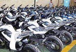 جدیدترین قیمت های انواع موتور سیکلت در بازار