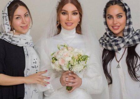متین ستوده با علی زندی ازدواج کرد!/همراه با عکس