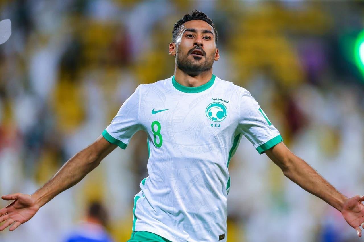 برد تیم عربستان درمرحله مقدماتی جام جهانی