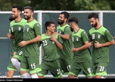 زمان بازی فوتبال ایران و عراق/شانس صعود وجود دارد؟