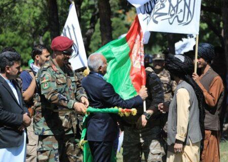 سقوط شهرستان های افغانستان به دست طالبان، ادامه دارد