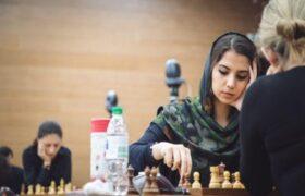 فیلم خواستگاری از مریم فلاح نژاد نابغه شطرنج توسط قهرمان جهان/ شایعه یا واقعیت