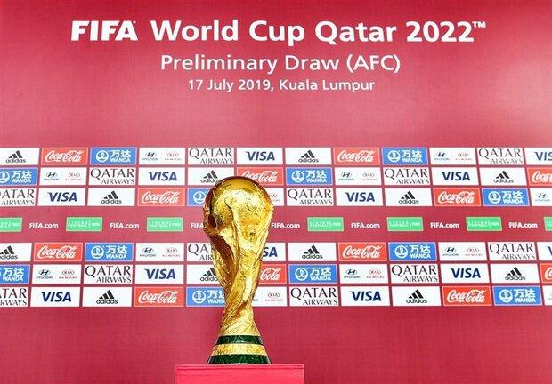قرعه کشی دور نهایی مرحله مقدماتی جام جهانی