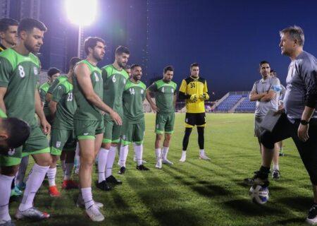 تیمملی فوتبال ایران در بین بهترین تیم های دوم+ جدول امتیازات
