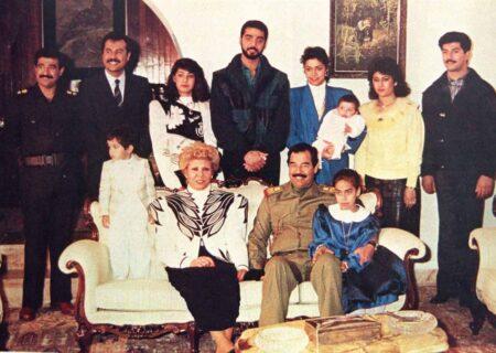هم چیز در مورد زندگی صدام/حرمسرای صدام