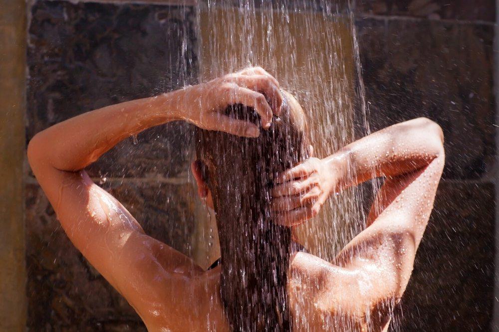دوش گرفتن بعد از رابطه جنسی