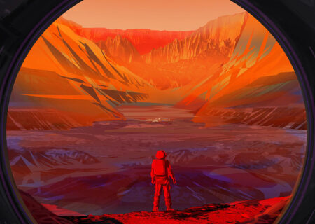 حقایق جالبی که درباره مریخ نمیدانستید!