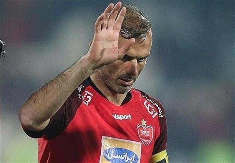 آخرین بازی سیدجلال حسینی در دنیای حرفهای فوتبال