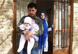 ساحل بکرانی در سریال دردسرهای عظیم نقش فرزند جواد عزتی و الناز حبیبی را بازی می کرد