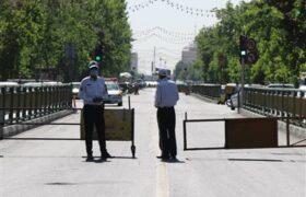 ماشین سفیر بلاروس سرباز راهور را به عمد زیر گرفت