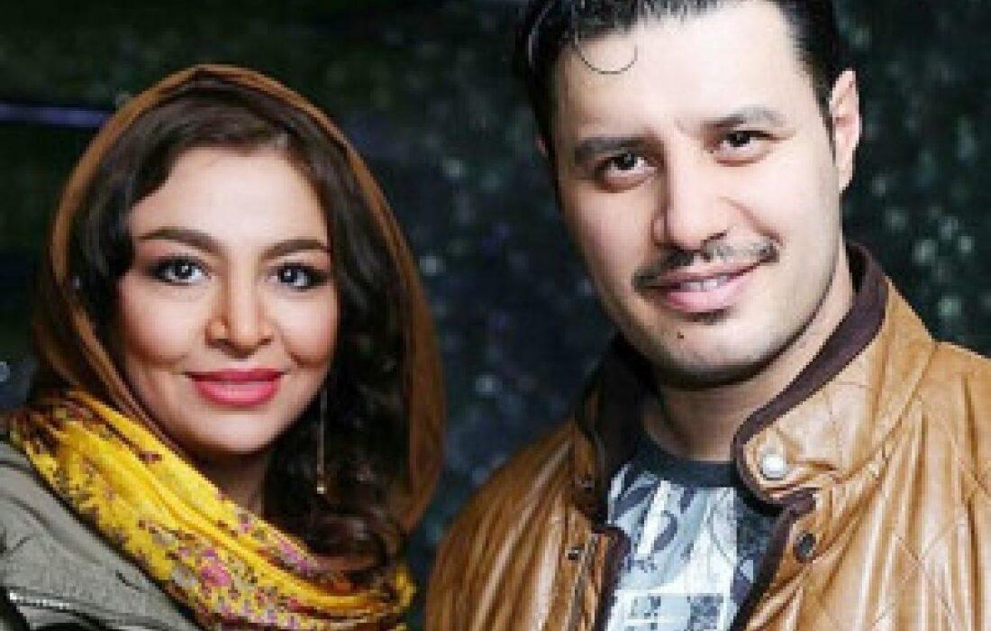 اختلاف سنی جواد عزتی و همسرش،این زوج هنری