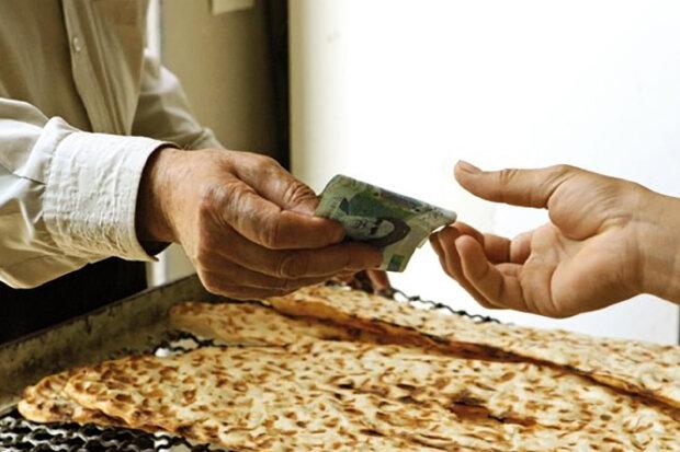 چرا نان گران شد؟/قیمت جدید نان