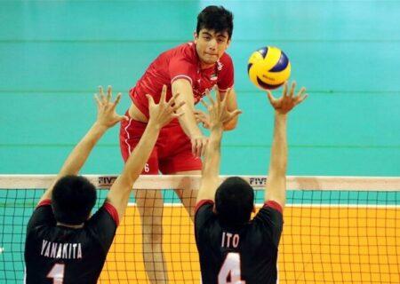 بردیا سعادت/ خوش آتیه ی والیبال کشورمان