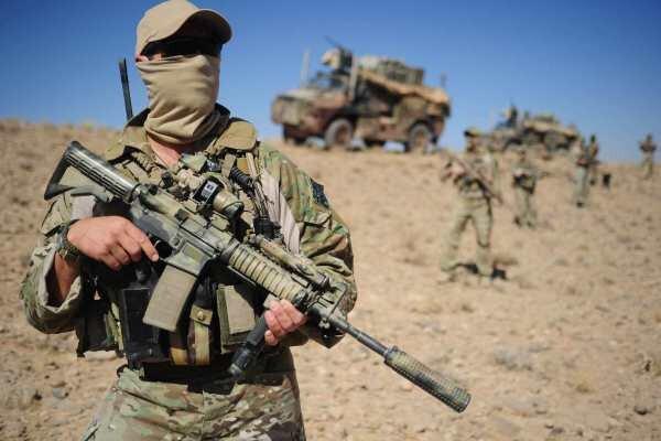 اعلام آمادگی برای اعزام نیرو به افغانستان