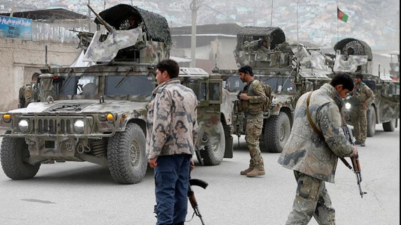 درگیری ها در افغانستان