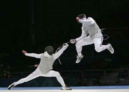 فیلم خواستگاری جالب مربی از شاگرد شمشیرباز در المپیک توکیو