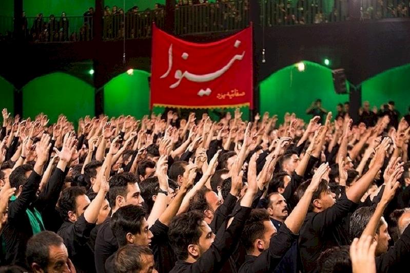 عزاداری محرم در یزد
