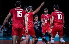 دومین پیروزی تیم ملی والیبال ایران در المپیک مقابل ونزوئلا