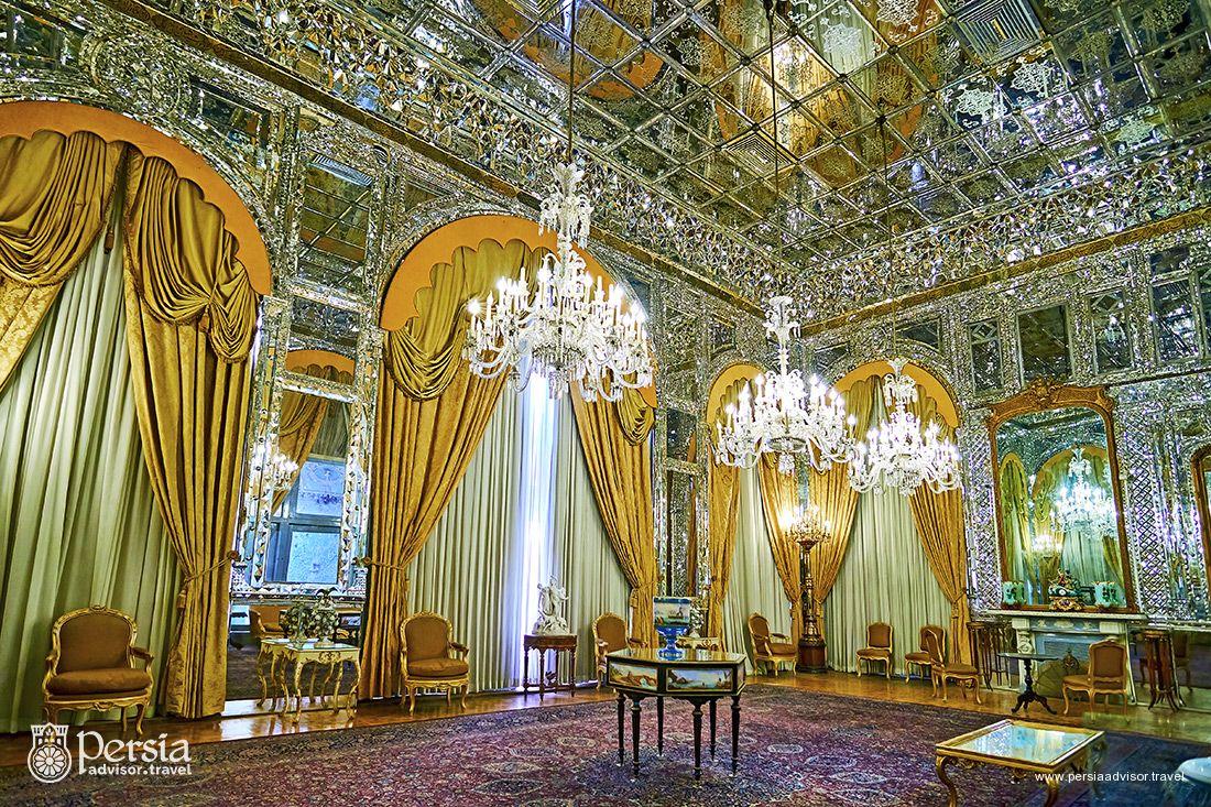 کاخ گلستان/کاخ گلستان فضایی از ارگ سلطنتی تاریخی