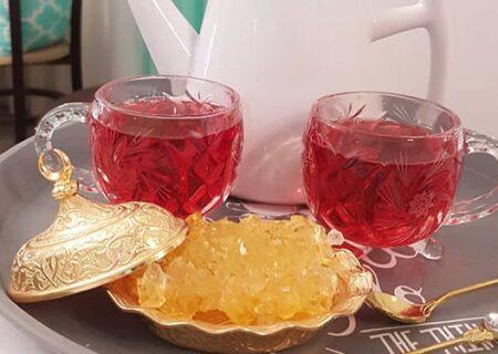 طرز تهیه چای آلبالو/طعمی دلچسب برای روزهای گرم تابستان