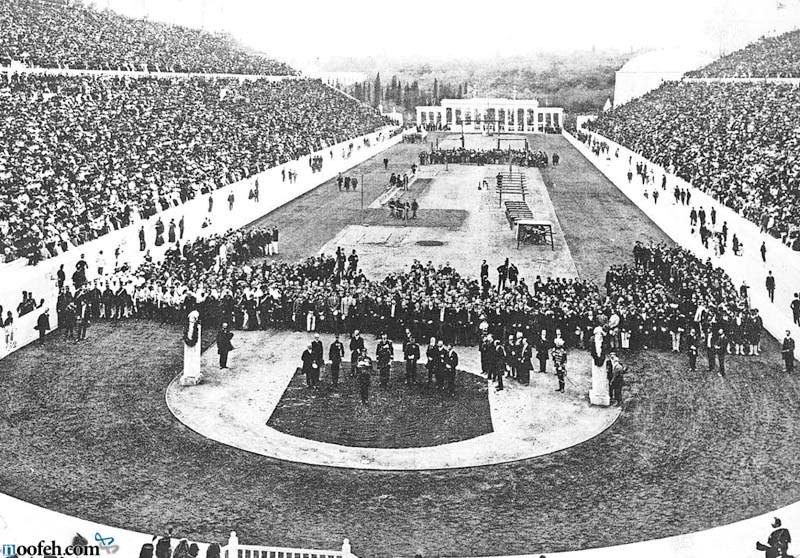 المپیک در گذشته