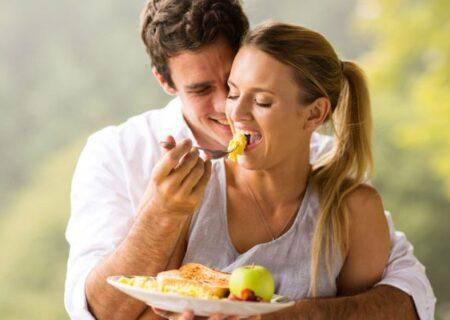 تقویت قوای جنسی با این مواد غذایی