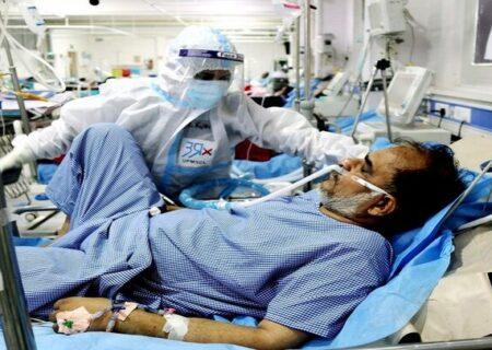 قارچ سیاه به بیماران کرونایی مشهد هم رسید!