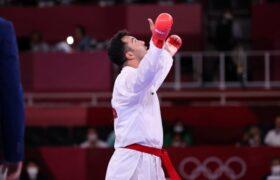 سجاد گنج زاده بیهوش شد اما مدال طلای المپیک را گرفت