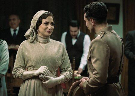 سریال خاتون با بازی نگار جواهریان و مهران مدیری