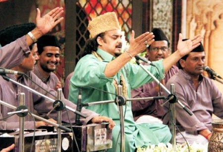 """موسیقی قوالی پاکستان/امجد صابری""""خواننده"""" در این راه به قتل رسید!"""