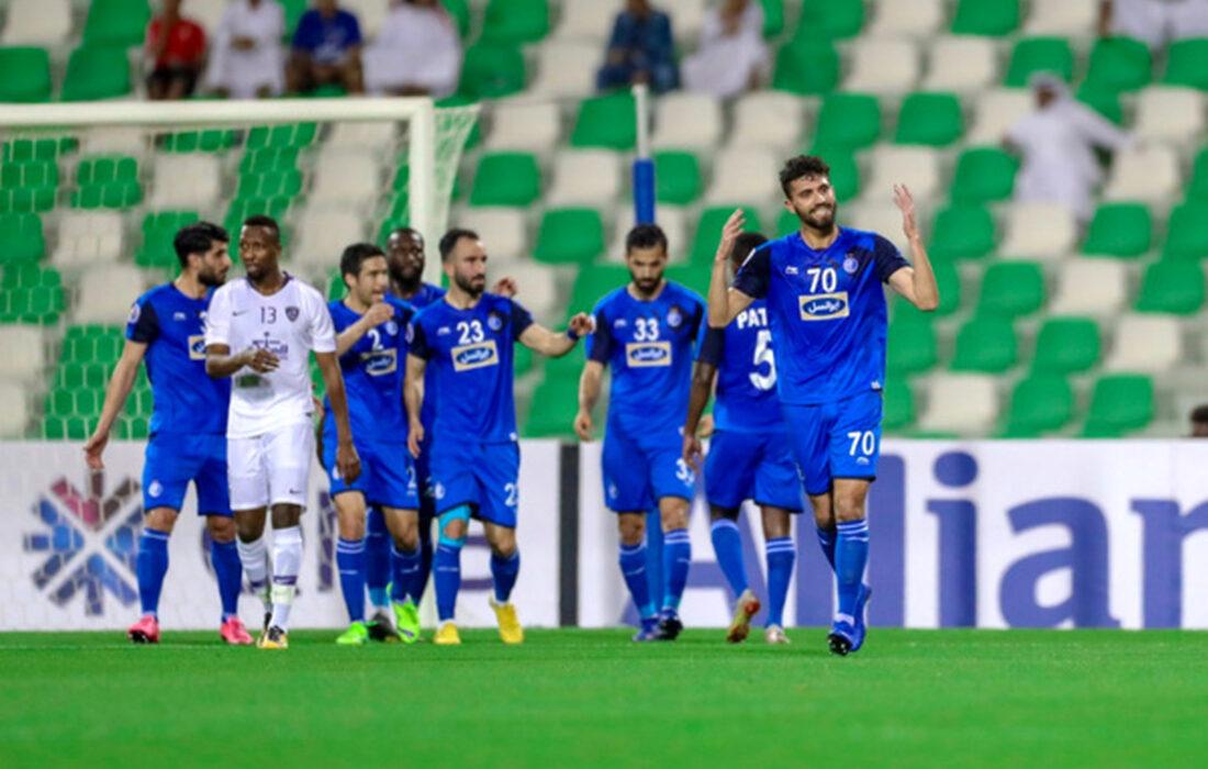 امشب دیدار استقلال ایران با الهلال عربستان در لیگ قهرمانی آسیا